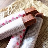 簡単なのにおしゃれ♪バレンタインにおすすめのチョコスイーツレシピ&ラッピングアイデア集