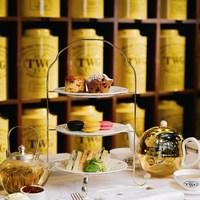 【東京】海外発の紅茶専門店のティーサロンでちょっぴり優雅なティータイムを♪