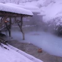 冬の醍醐味。雪見露天風呂を楽しめる温泉地をご紹介
