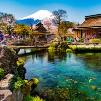 実は富士山周辺にはパワースポットがいっぱい!富士山周辺を巡ろう!