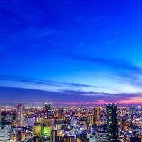 地上に満点の星空☆【大阪】おすすめ夜景スポット!<5選>