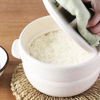 1人暮らし用や、レンジ対応品も。今こそ使いたい「土鍋」の魅力《炊き方&お手入れ方法》