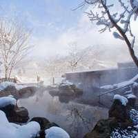温泉でじんわり温まろう♪寒い冬こそ訪れたいおすすめ「温泉宿」5選