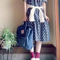 何色を選ぼう!新色も加わったカンケンバッグを、春も可愛く使いこなして♪