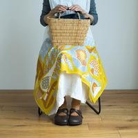 暮らしに寄り添う、丁寧なつくりに惚れる。「十布(テンプ)」の布プロダクト