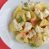桃モッツァレラだけじゃない。桃を使ったオススメレシピをご紹介♪