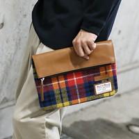 秋冬らしい素材感が可愛い♪【ハリスツイード】のバッグコレクション