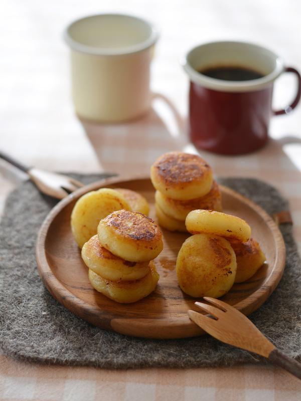 ◎かわいい郷土料理◎素朴でおいしい【いももち】 レシピいろいろ。