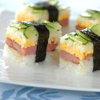 気軽に押し寿司を楽しもう!基本のレシピとアレンジレシピ