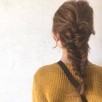 「編み込みヘア」で印象が変わるよ♪ 大人の女性らしい上品でおしゃれなヘアアレンジ