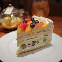 たまには自分にご褒美を♪HARBSのケーキは心も満足!