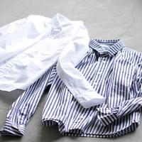 1枚あると、朝も迷わない!シャツやブラウスを取り入れた簡単「春コーデ」集