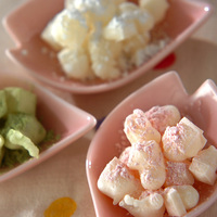 """女の子の大切な日は、手作りで。""""桃の節句""""の定番和菓子《ひなあられ》レシピ"""