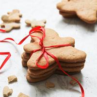 かんたん型抜きクッキーでクリスマスをおいしくキュートにHAPPYに♪