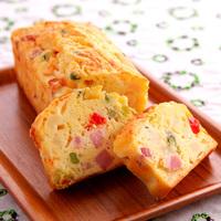 塩味のケーキ?美味しくって簡単に作れる「ケークサレ」の作り方とアレンジレシピ
