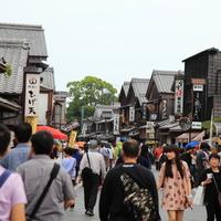 伊勢神宮のすぐ近く。レトロな町並みが魅力の【おはらい町】を歩こう。