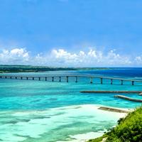 一度は訪れたい!宮古島の最東端「東平安名崎」で青と緑の絶景