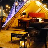 冬もデイキャンプを楽しもう♪手ぶらでBBQも楽しめるおしゃれなキャンプ場@関東