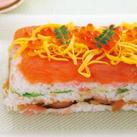 ひなまつりやお祝いに。おいしくて華やか*春爛漫な「ちらし寿司」レシピ