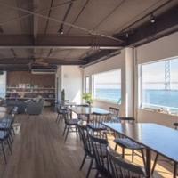 瀬戸内の青く穏やかな海に癒される。海が見える【西神戸】のカフェ&レストラン