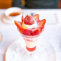 たまには自分にごほうびを。東京のパフェがおいしいお店