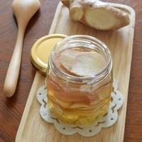 ピリリと辛い♪ ジンジャーシロップの作り方&アレンジレシピ