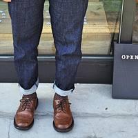 長く大切に履きつづけたい!イギリス伝統の革靴トリッカーズ。
