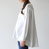 春風を感じると着たくなる。とびきりお洒落な「オーバーシャツ」の着こなし