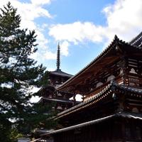 厳かで美しい、国宝が眠る場所。聖徳太子ゆかりのお寺「奈良県・法隆寺」