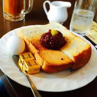 あんことバターの美味しいハーモニー♪「小倉トースト」についてとことん調べてみました♪