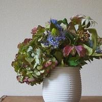 全国各地を旅する花屋。「la feuille(ラフイユ)」に魅せられて