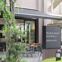 CAFE in SHOPがいいよね。マーガレットハウエルカフェへ行こう♪
