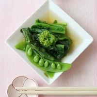 冬の疲れをリセットしよう!いろんな「春野菜」を使った旬の味レシピ帖