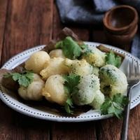 揚げてほくほく、甘くて美味しい!野菜のフリットを作ってみよう♪