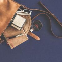 本当に必要なものは何だろう?かばんの中をシンプルに整理しよう
