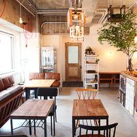 ほっこりやさしい、新宿のカフェ♪「salo/MOVE/coto/WALL」で過ごす美味しい時間
