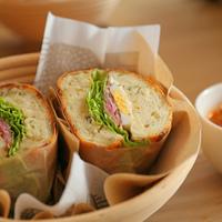 今日は何を挟もうか。ちょっと変わったサンドイッチレシピをご紹介♪