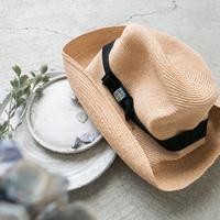 シルエットや素材にこだわった、オトナの麦わら帽子8選