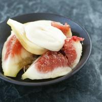 秋の味覚「いちじく(無花果)」♪美味しいレシピを一挙ご紹介