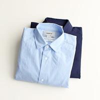 春はシャツの季節です。色々ある「襟の形」、似合うものを探してみよう