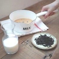 鍋でコトコト。お家で濃厚ロイヤルミルクティーを作ってみない?