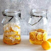 「レモンシロップの作り方」を解説*レモンを氷砂糖に漬ける基本レシピ♪