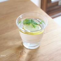 毎朝1杯のレモン水でスッキリと爽やかに♪「レモンウォーター」の作り方・アレンジ