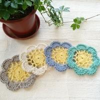 編み物初心者さんでも大丈夫!「かぎ針編み」の編み方・モチーフアイデア集