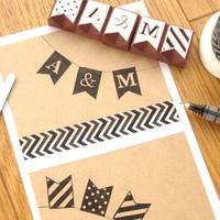 作って楽しい、もらって嬉しい。手作りメッセージカードのアイディア集♪
