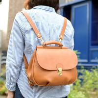 お出かけ日和の春、散歩の相棒にしたいレザーの「ミニバッグ」をご紹介!!