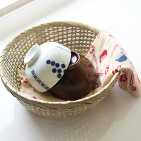 日本の道具はよいことたくさん。「竹かご・竹ざる」を私たちのキッチンに