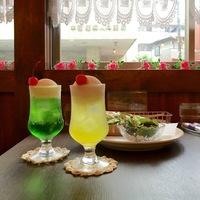 懐かしの味『クリームソーダ』が味わえるレトロな喫茶店5選@東京