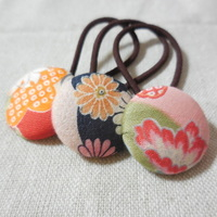 お気に入りの布で簡単手作り♪くるみボタンでおしゃれを楽しもう!