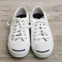今年の春靴はこれ♪スニーカーの大定番コンバース・ジャックパーセル
